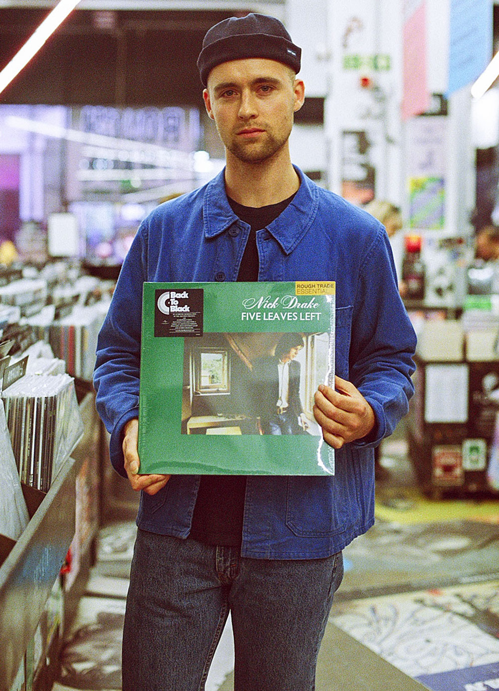 Record Shopping with Haux
