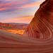 Swirly Sunrise by Ryan Moyer