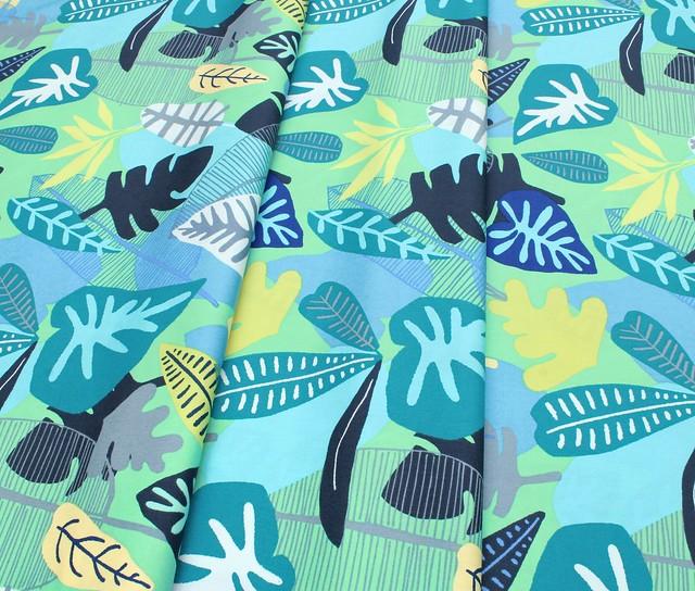 Art Gallery Fabrics Sirena Jungle Tropicale