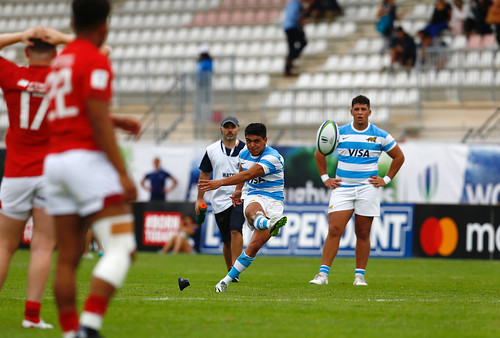 World Rugby U20 Championship 2018