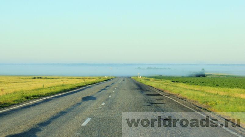 Дороги Ростовской области