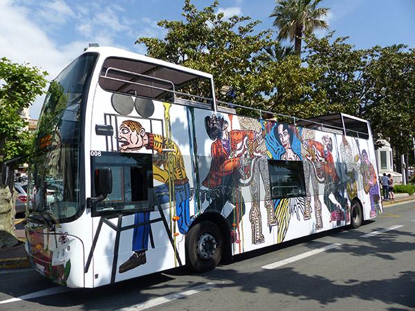bus Combas