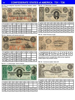 Kelly Obsolete Paper Money Guide sample page4