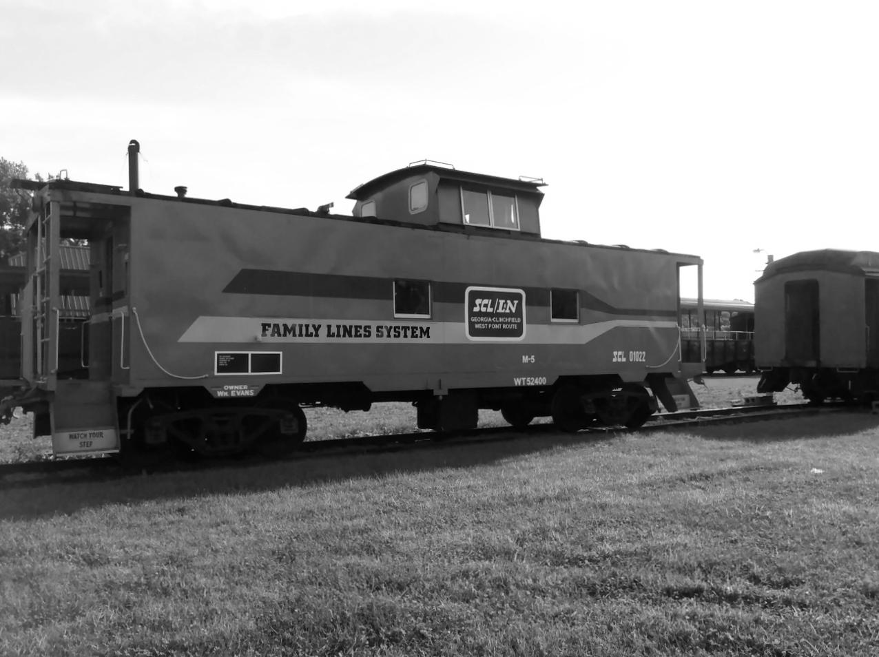 Hocking Valley Scenic Railway - BW 6-14-2018 6-37-10 PM