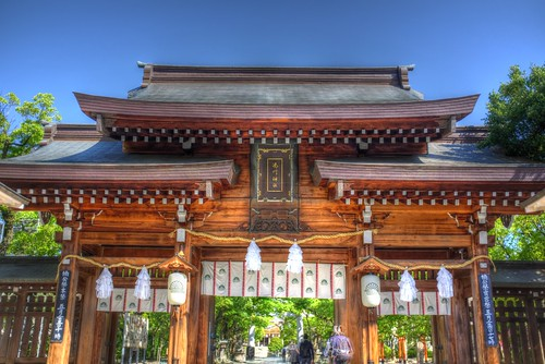 Minatogawa Shrine, Kobe on 21-05-2018 (1)