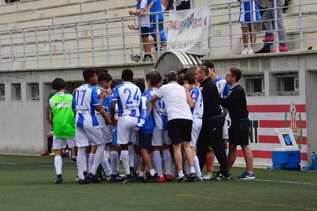 """FINALS JOCS ESCOLARS DE LES ILLES BALEARS RTVº MALLORCA   1-0   BALEARS """"A"""""""