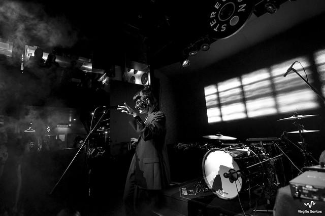 Black Nail Cabaret @ MONITOR 2018 [Stereogun, Leiria]