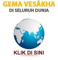 Vesakha Puja di Seluruh Dunia