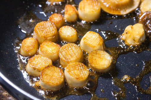 エリンギのバター醤油焼き