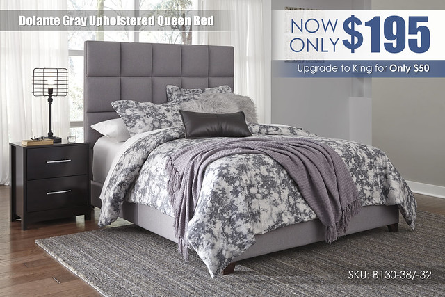 Dolante Grey Box Upholstered Queen Bed_B130-381-B071-92 (1)
