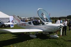 G-OPUG Czech Sport Aircraft PS-28 [C0604] Popham 050518
