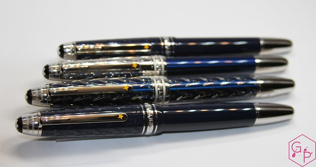 Montblanc Le Petit Prince Fountain Pen Collection Overview @Montblanc_World @AppelboomLaren 60