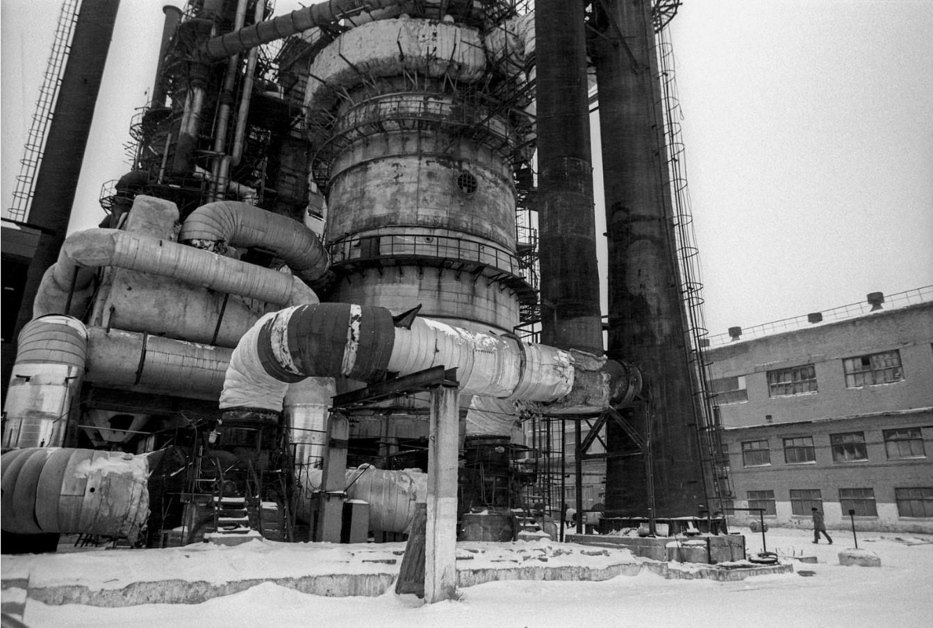 Омск. Завод