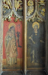 Sir John Schorne and St Jeron (15th Century)