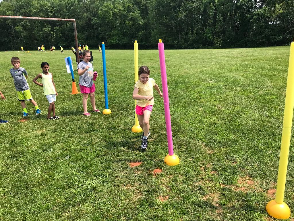 Ninja Warrior Field Day