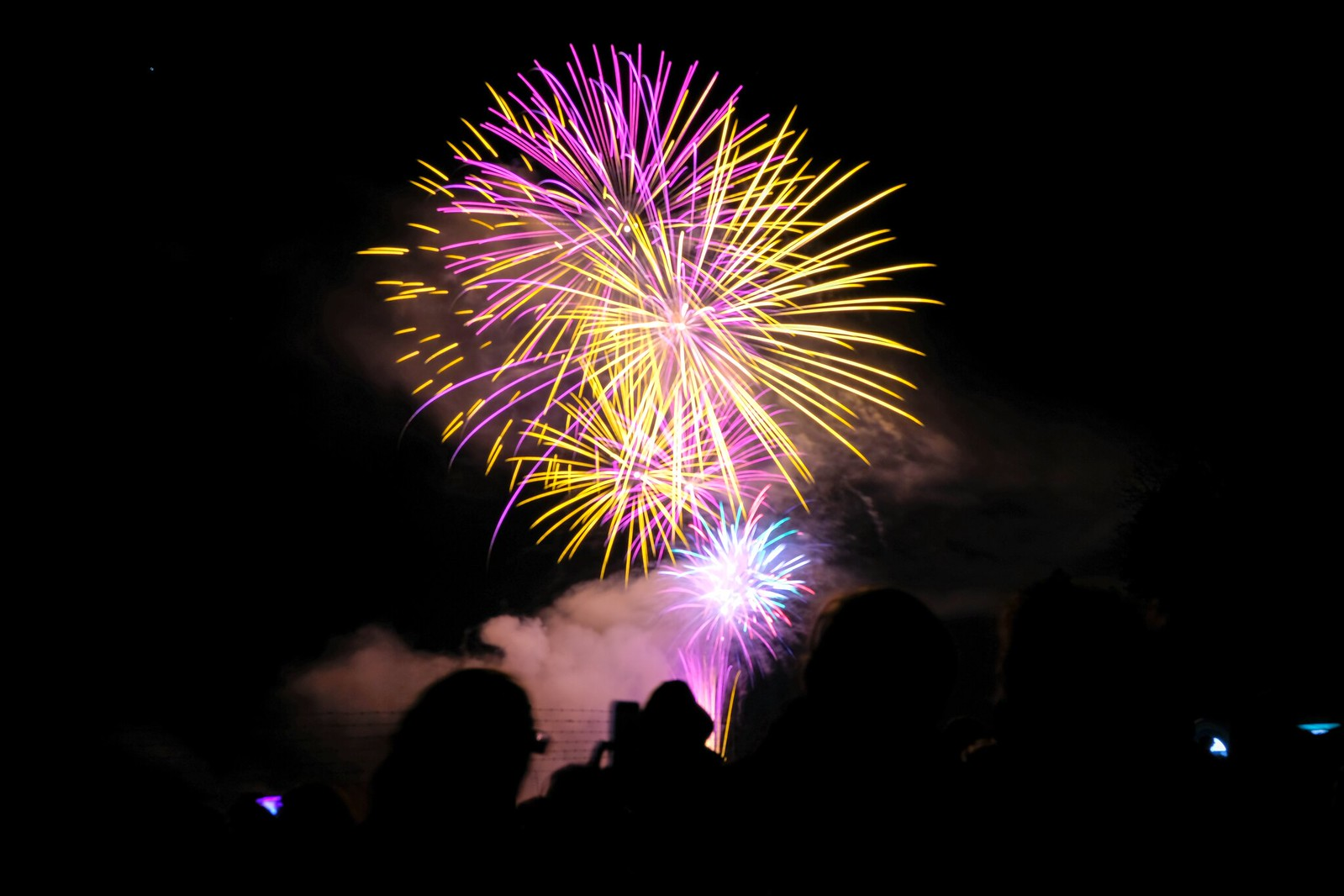 Thanks Waihi OceanaGold Fireworks 2018