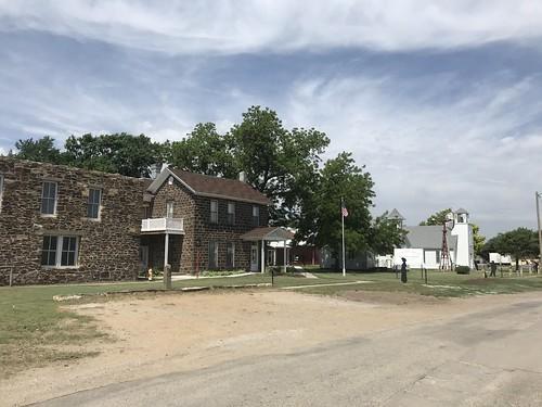 Ellsworth. The Fort