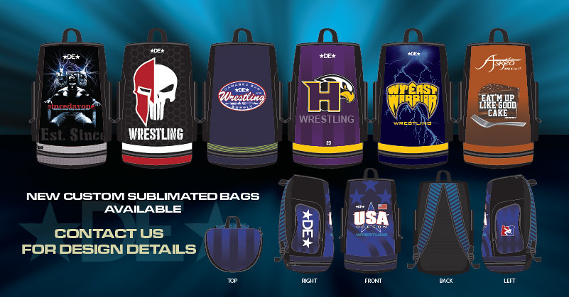 Custom Team Backpacks
