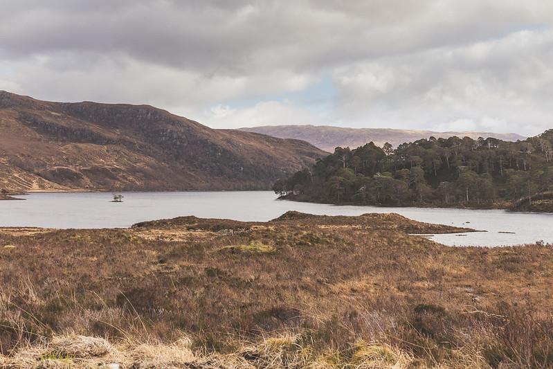 Loch Clair - Scotland 2017