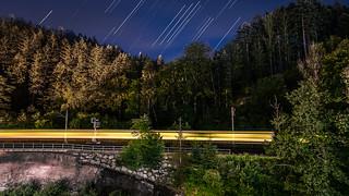 Black Forest Train - Baiersbronn, Germany - Travel photography
