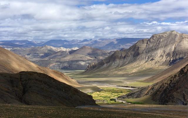 Jomo Langma Biological Park Protection Zone, Tibet 2017