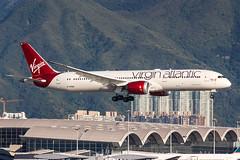 Virgin Atlantic B787-9 DREAMLINER G-VFAN 002