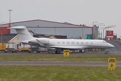 N898CH Gulfstream G650 Solaris Aviation Prestwick 18.06.18
