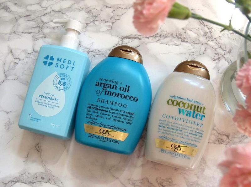 Ogx Morocca oil