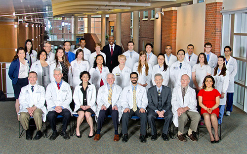 2015 Urology Faculty Group