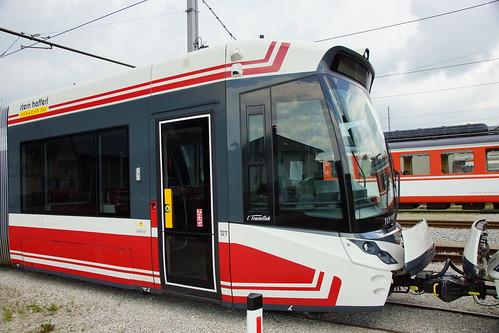 Tramlink 127 in Vorchdorf