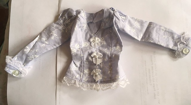 Lovely blouse SD girl (Lishe size) 20