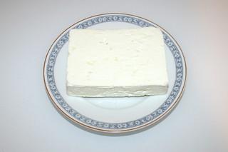 16 - Zutat Schafskäse / Ingredient feta