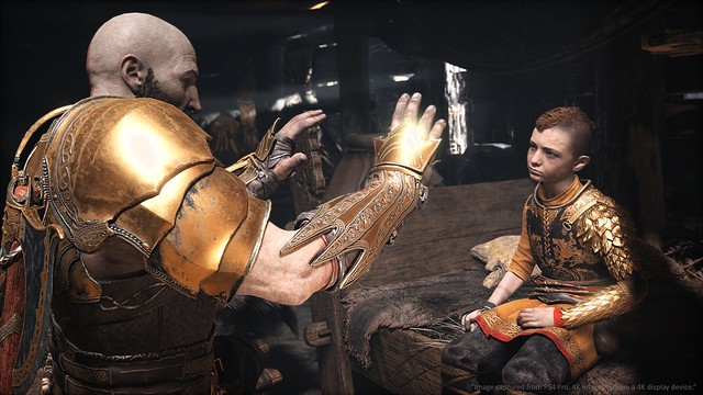 God of War New Game Plus