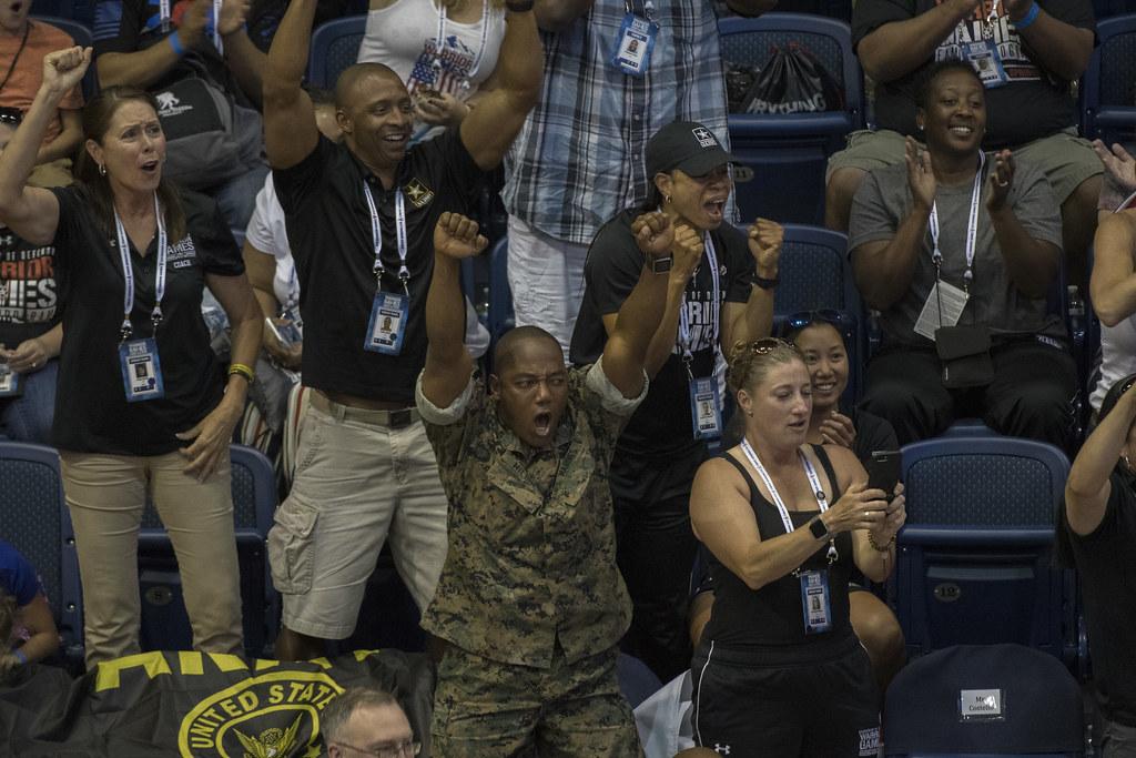 2018 DoD Warrior Games | U S  Navy defeats the U S  Marine C