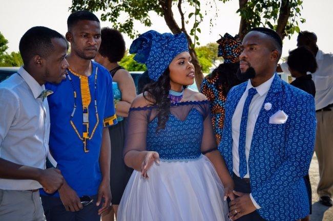 Shweshwe Wedding Dresses 2019