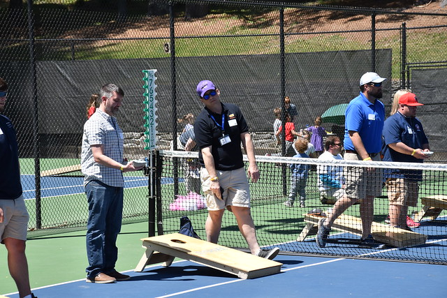 Cornhole Tournament 2018