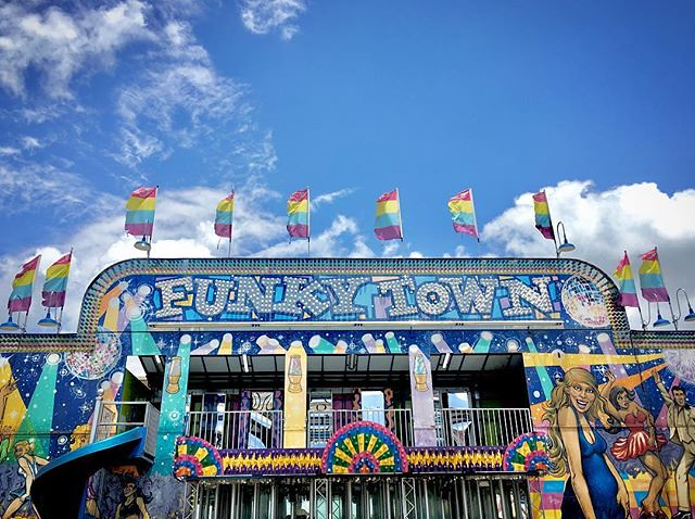 #funkytown #soul #houston #htown #summer #strawberryfestival #texas