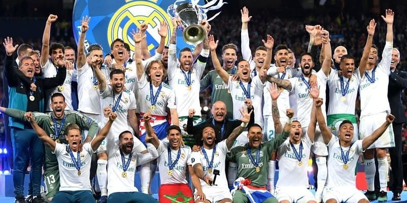 Xavi Kometari Sinis Tentang Madrid Juara Liga Champions