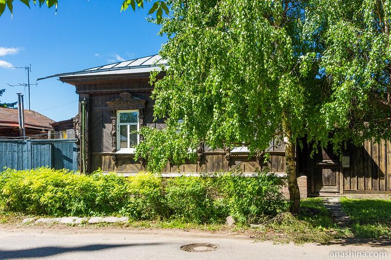 Дом Жилина, Суздаль