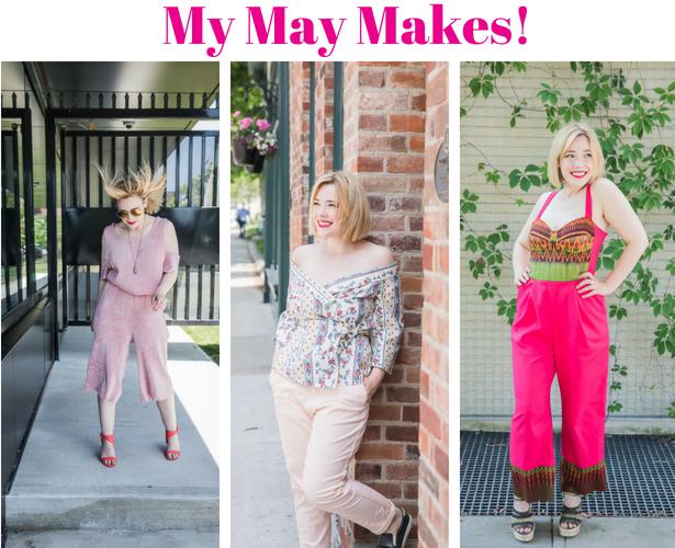 My May Makes 1