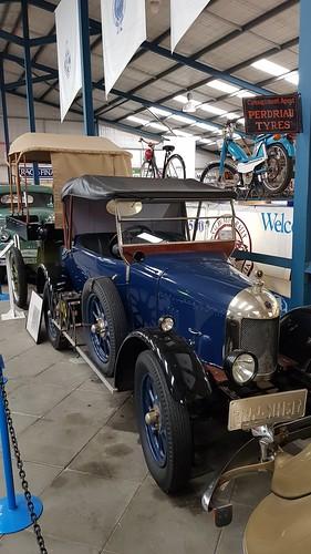 Morris Bullnose Cowley 1926  WA Motor Museum at Whiteman Park.
