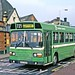 London Country: SNB534 (EPD534V) from Dartford Garage in Croydon on Green Line Route 725
