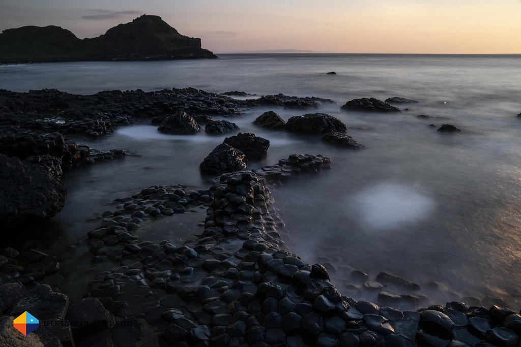30 seconds at The Giant's Causeway