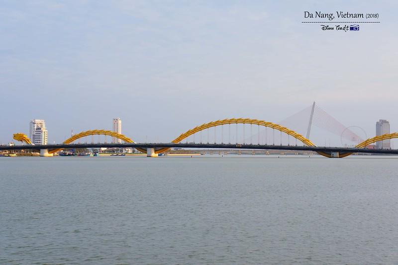 Da Nang Dragon Bridge 1