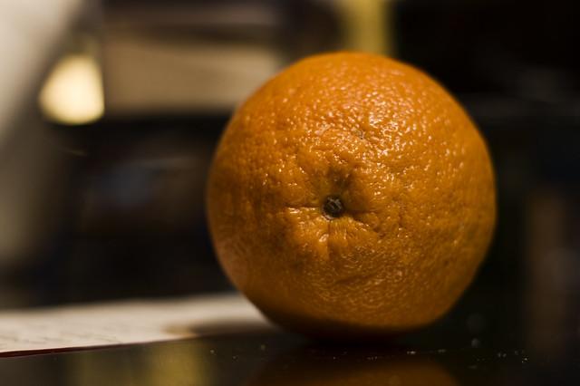 May 30 - Disturbinng Orange