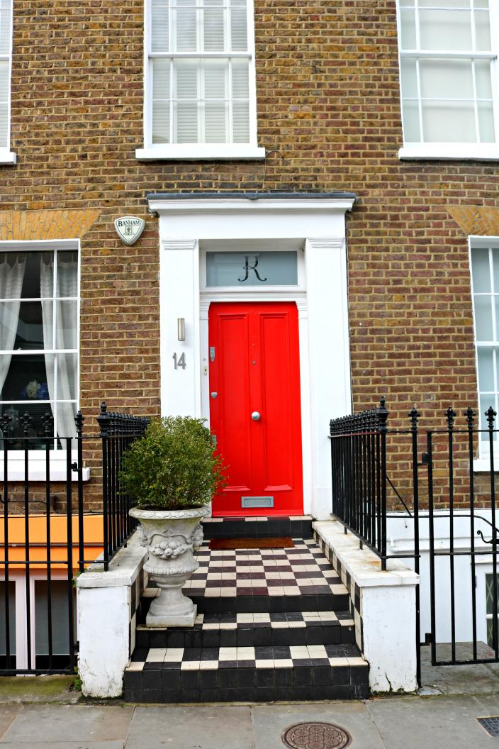 London Doors (007b)