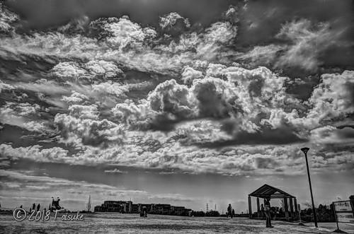 GR2作例:雲