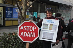 StopAdani - Bill Shorten - Let it Shine - IMG_3166