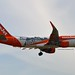easyJet Europe OE-IVA Airbus A320-214 Sharklets cn/6970 Painted in