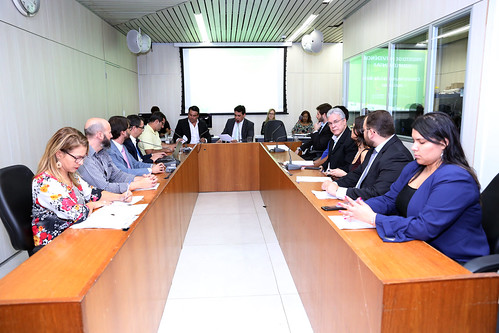Audiência pública para discutir o projeto de lei que institui o Regime de Previdência Complementar -17ª Reunião Ordinária- Comissão de Administração Pública